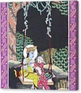 Eternal Romance Canvas Print
