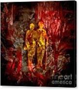 Eternity 008-13 Marucii Canvas Print