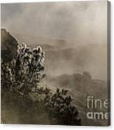 Ethereal Beauty Canvas Print