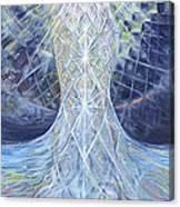Ethereal Elemental Canvas Print