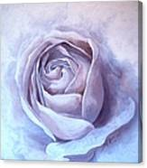 Ethereal Rose Canvas Print
