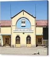 Ethiopia To Djibouti Railway Station In Dire Dawa Ethiopia by Jacek Malipan