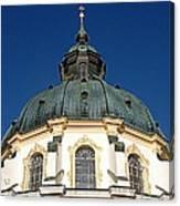 Ettal Abbey Bavaria Canvas Print