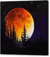 Ettenmoors Moon Canvas Print