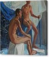 Etude 39 Canvas Print