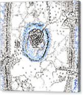 Eukaryotic Canvas Print