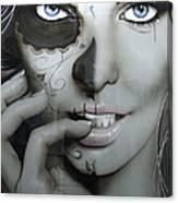 Euphoric Angel Canvas Print