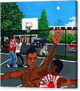 Eureka Park Throwback Canvas Print