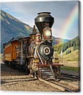 Eureka Rainbow Canvas Print