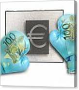 Euro Gloves-1 Canvas Print