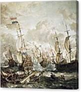 Europe 18th C.. Napoleonic Wars 1798 Canvas Print
