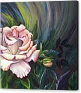 Evangel Of Hope Canvas Print