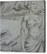 Eve Post T.o.l. Canvas Print