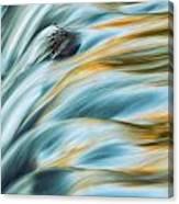 Even Flow Canvas Print