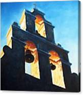 Evening Mission Canvas Print