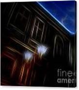 Evening Scene 8 Canvas Print