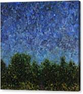 Evening Star - Square Canvas Print