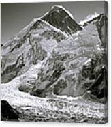 Everest Sunrise Canvas Print