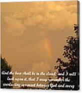 Everlasting Covenant Canvas Print