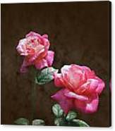 Everlasting Roses Canvas Print