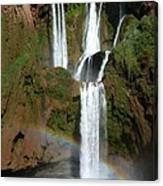 Every Teardrop Is A Waterfall  Canvas Print