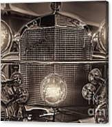 Excalibur Mug Canvas Print