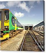 Exeter Tmd Canvas Print