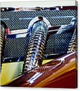 Exhaust Canvas Print