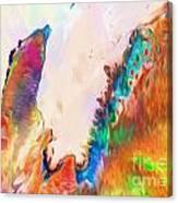 Exmouth Gulf Canvas Print