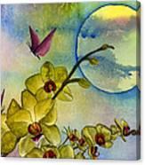 Exotic Moon Canvas Print