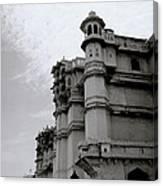 Exotic Udaipur Canvas Print