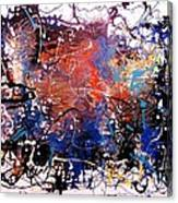 Zona Esotica Canvas Print
