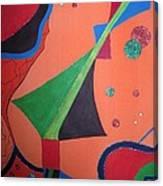Experiment II Canvas Print