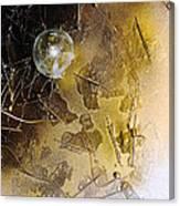 Exploded Expectation Canvas Print