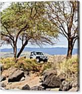 Exploring Kauai Canvas Print