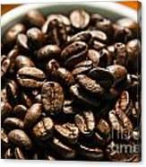 Expresso Beans Canvas Print