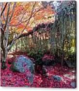 Exquisite Autumn Canvas Print