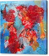 Exquisite Planet Canvas Print