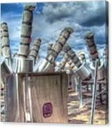 Exterminate - Exterminate Canvas Print