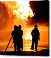 Extinguish Canvas Print