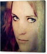 Eye Contact #02 Canvas Print
