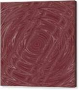 Eye In Vortex Canvas Print