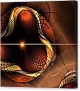 Eye Of The Bug... Canvas Print