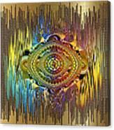 Eye Of The Rainbow Canvas Print