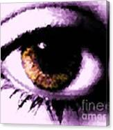 Eye See Canvas Print