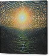 Eye Sky Canvas Print