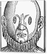 Eye Treatment, 1583 Canvas Print