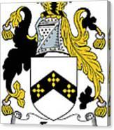 Eyre Coat Of Arms Irish Canvas Print