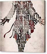 Ezio Auditore Da Firenze From Assassin's Creed 2  Canvas Print