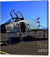 F-4 Phantom II No. 11 Canvas Print